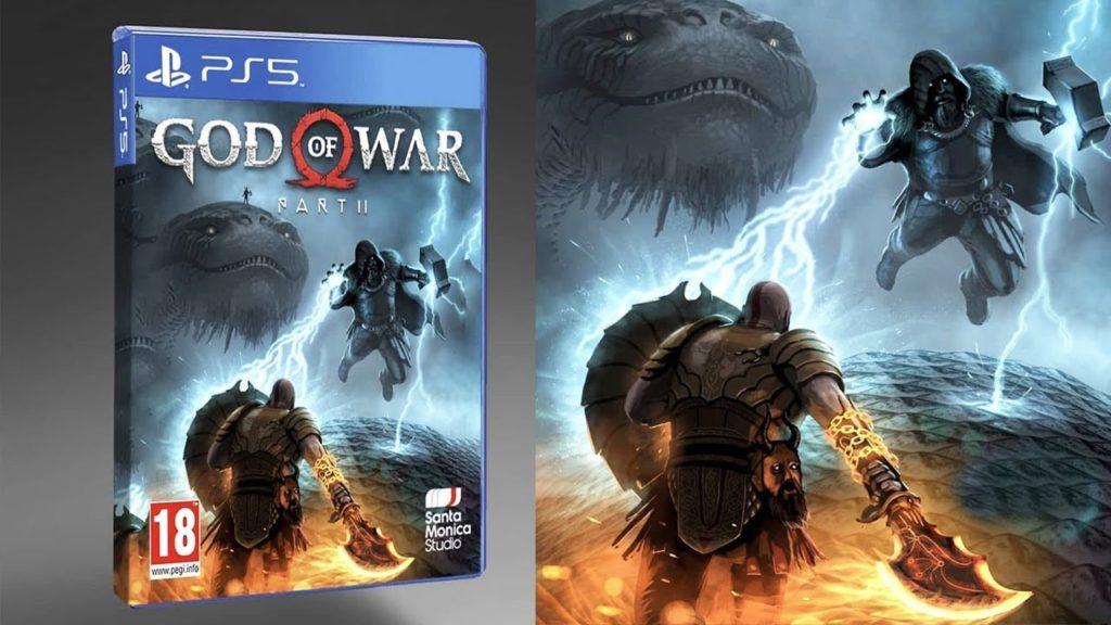 New God of War ps5