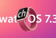 watchOS 7.3 update ios 14.4