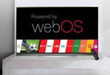 LG webOS 6