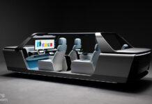 Samsung's Digital Cockpit 2021