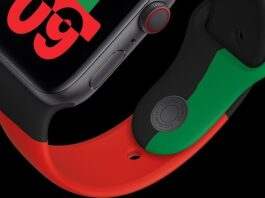 Limited-Edition Black Unity Apple Watch Series 6