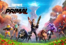 Fortnite season 6 adds animals.