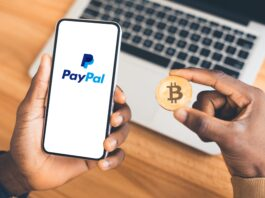 cryptocurrency on PayPal