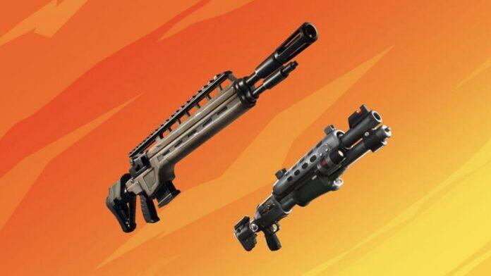 fortnite-Tactical-Shotgun-and-Infantry-Rifle